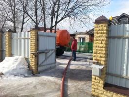 Откачка канализации, сптиков, выгребных ям в Кольчугино