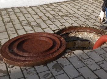 Откачка канализации в Кольчугино